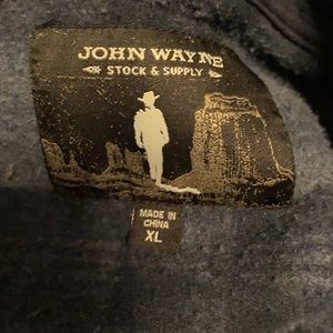 John Wayne Pullover